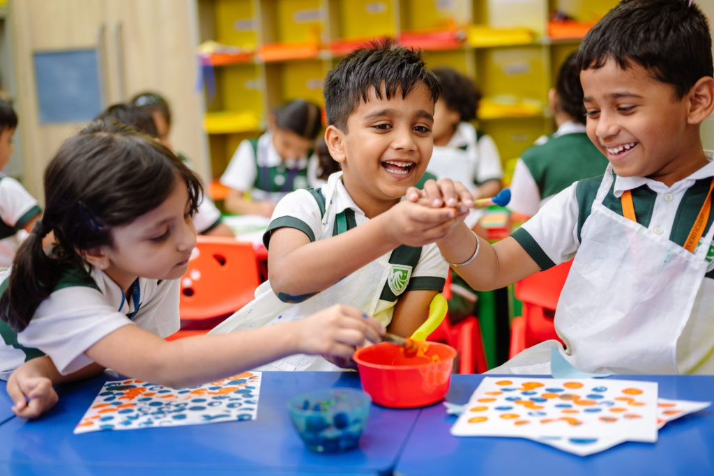 Early learning Hindustan Times