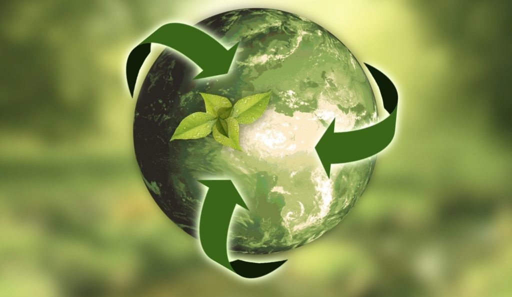 Green Earth - Reuse, Recycle & Reduce